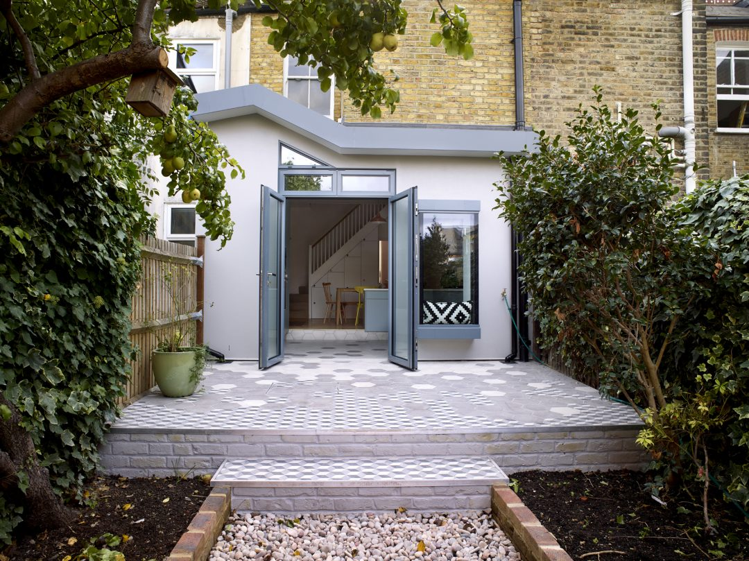 A Ground Floor Extension